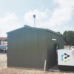 Eneraque Silenced Diesel Generator
