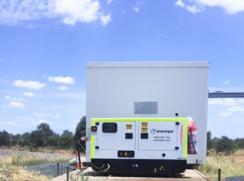 Eneraque Mining Diesel Generators - 25kVA