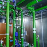 Gas Cogeneration system designed by Eneraque.