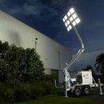 MegaLED LED Lighting Towers by Eneraque