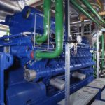 Gas Cogeneration - Heat and Energy Production