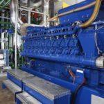 Gas Cogeneration Power Generation by Eneraque