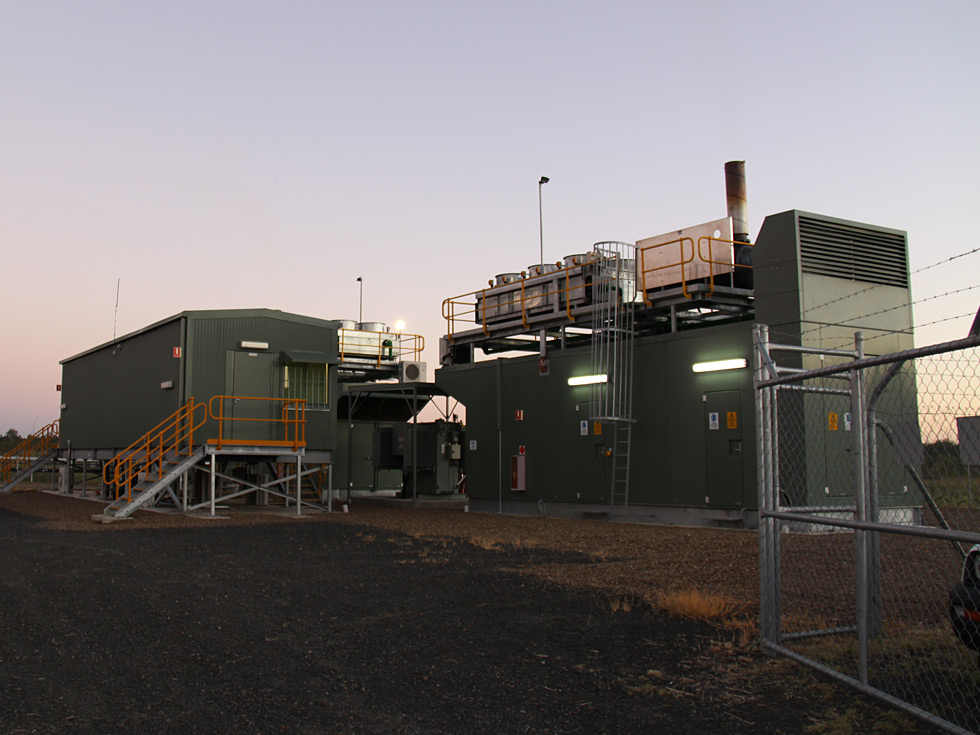 Landfill Gas Generators by Eneraque