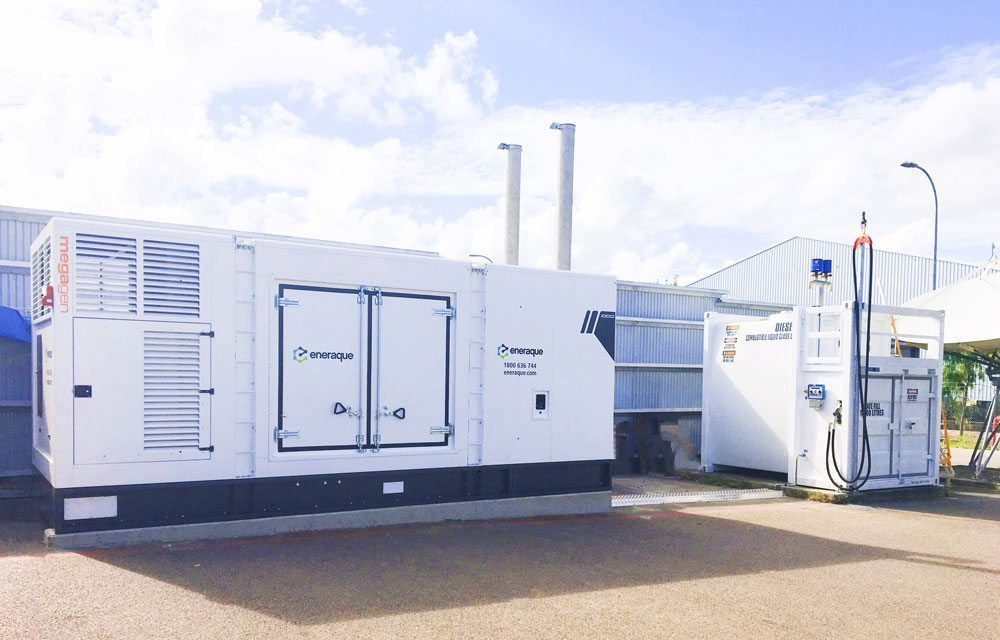 Diesel Generator Solutions - Tailored Power Generation Solutions by Eneraque