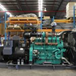 Open Set Diesel Generators for sale - Eneraque