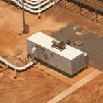 Eneraque 3MW Gas Power Generation Plant - Gas Generators Australia