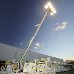 Eneraque Skid Mounted Lighting Tower