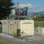 Eneraque Waste Gas to Energy Plant