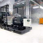 1000kVa Backup Diesel Generator by Eneraque