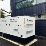 MediaWorks 500kVA Backup Diesel Generator
