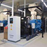 Rockhampton Hospital Diesel Generators - Eneraque