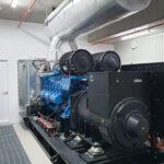 Rockhampton Art Gallery Standby Diesel Generator - Eneraque